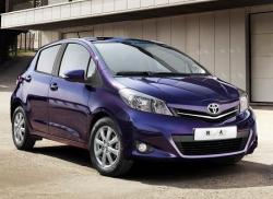 Toyota Yaris KH 82920