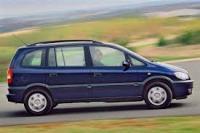 Opel Zafira ZT 41467